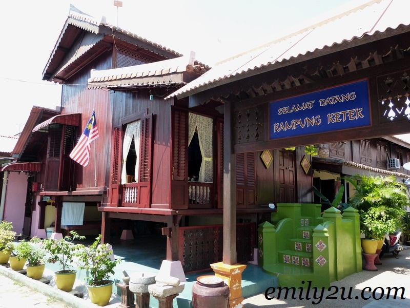 Munshi Abdullah house Kampung Ketek Melaka