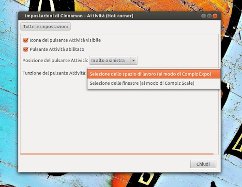Cinnamon 1.4 su Ubuntu