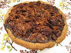 Dessert Recipe: Peanut Butter and Chocolate Walnut Pie with Homemade Vanilla-Cinnamon Whipped Cream