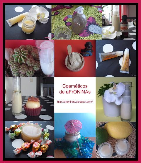 cosmetica natural, recetas, crema cara, crema cabello, champú