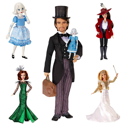 "TollyTots' Fashion Dolls From Disney's ""Oz the Great and Powerful"""