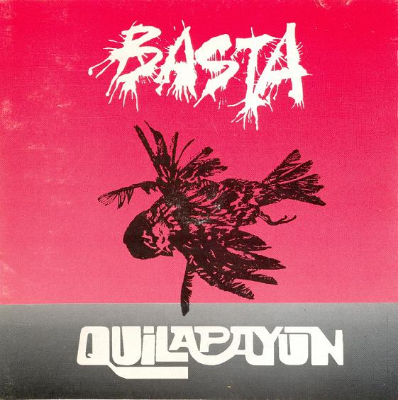 Quilapayún - Basta - Canti Rivoluzionari