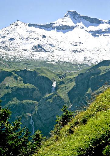 Adelboden chuenisbaergli Berner Oberland Schweiz