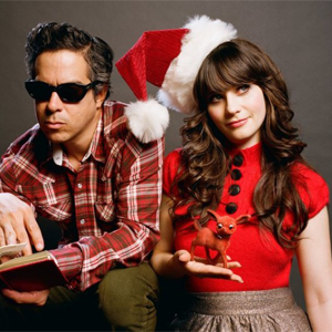She & Him - Baby, It's Cold Outside Lyrics