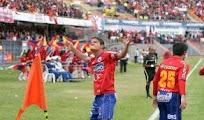 Video goles Pasto Tolima [3 - 1] 4 Julio Cuadrangulares