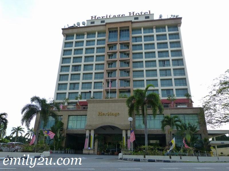 popular Ipoh hotels