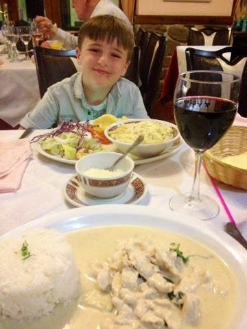 Bistro cherito benevista Estepona review