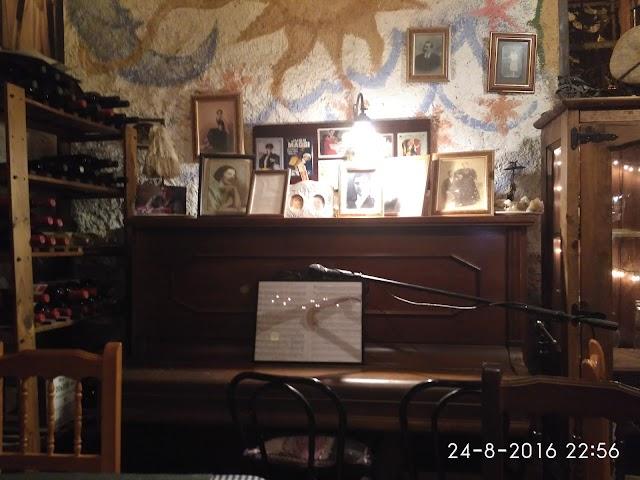 Piano Bar la Cueva Mora de Luna