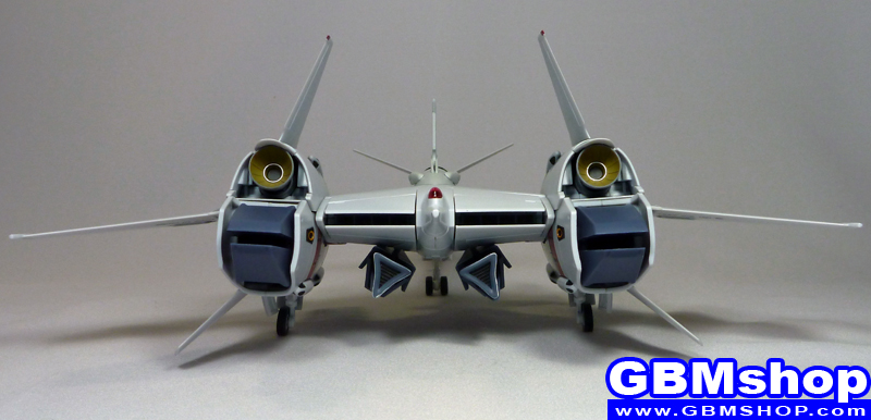 Macross VF-X VF-4G Lightning III Commander Type Fighter Mode