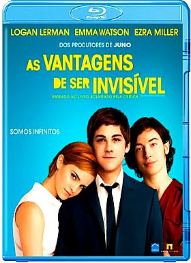 Filme Poster As Vantagens de Ser Invisível BDRip XviD Dual Audio & RMVB Dublado