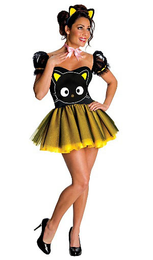 Catsparella your somewhat ultimate guide to dressing like a cat adult chococat costume hello kitty solutioingenieria Images