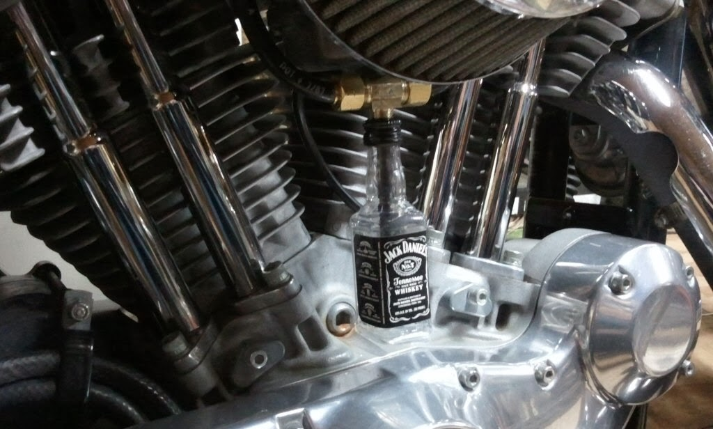 Harley Davidson Sportster  Oil Filter