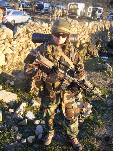 HDS en la Combat training DARK COMPROMISES DSCF7633