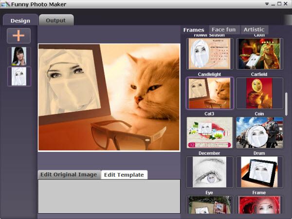 Online Editor Memberi Bingkai Frame Dan Animasi Pada Free Apps