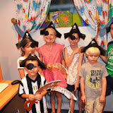 Kinder - Piratentag 06.08.13