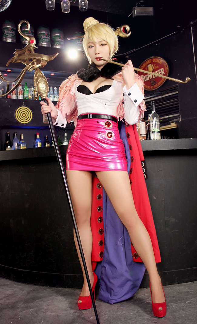 Ngắm cosplay Squrare Magic Library cực chất của CSL - Ảnh 12