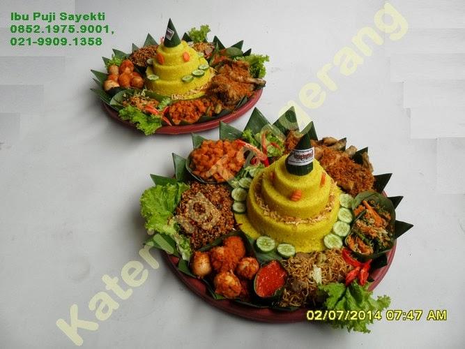Nasi Tumpeng Kebon Nanas, Cikokol, Tangerang