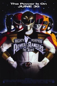 Mighty Morphin Power Rangers The Movie (1995) DVDRip 400MB