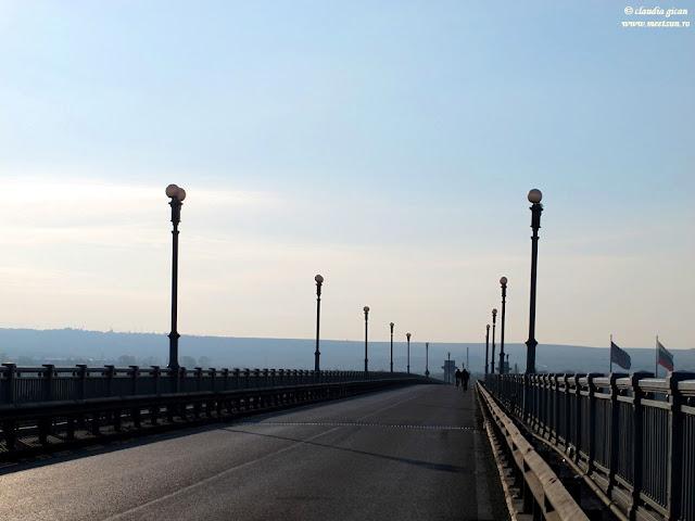 podul Giurgiu-Ruse- intrarea in Bulgaria