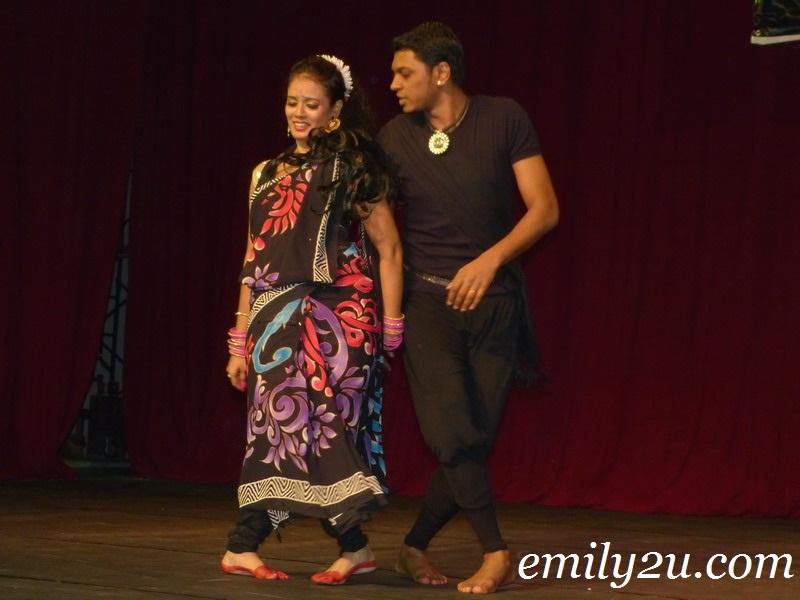 Zizthyaz dance performance
