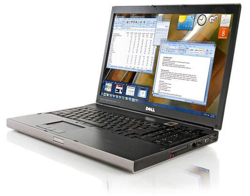Dell Precision M6500 Mobile Workstation (DNS1)