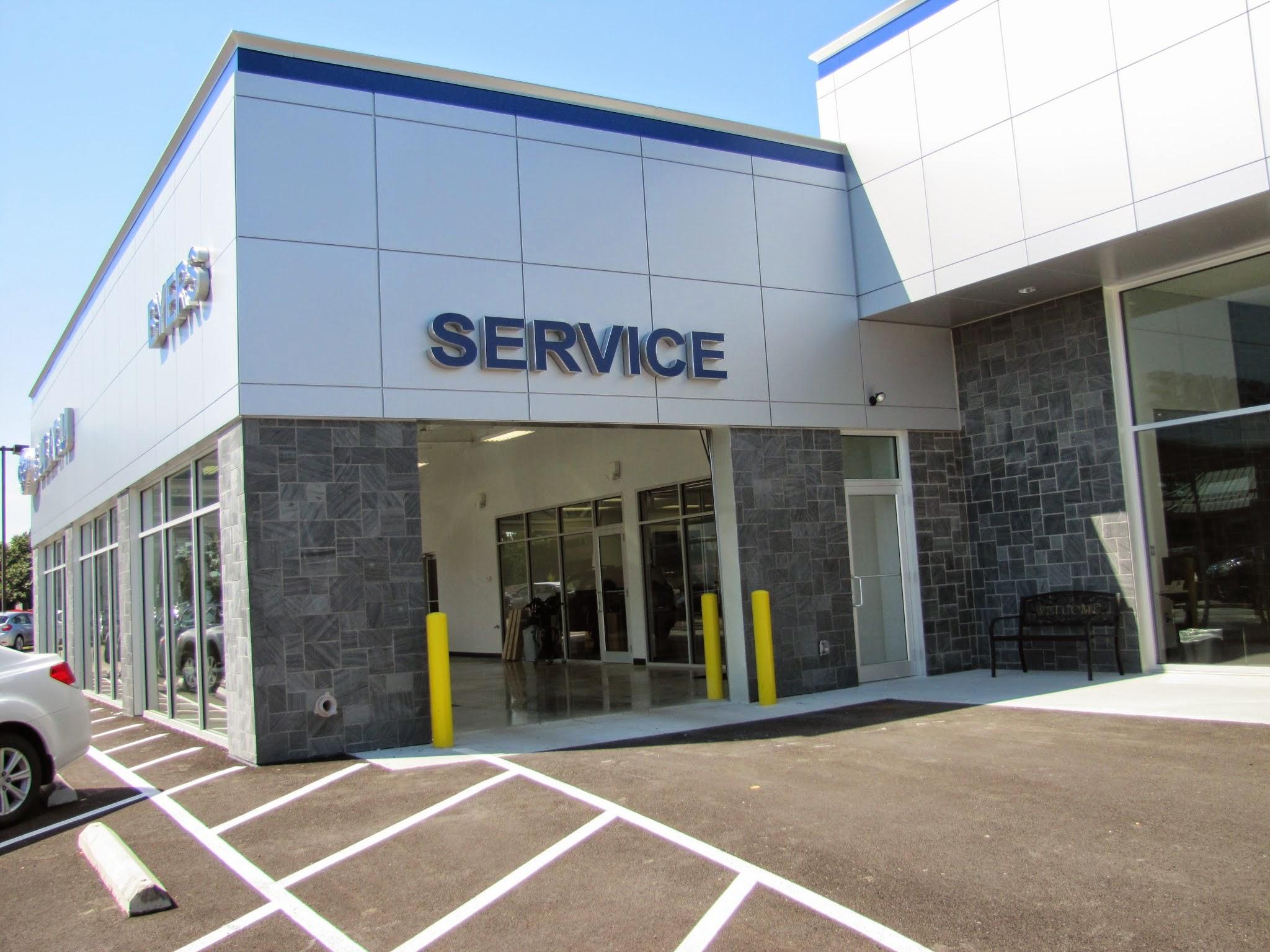 Byers Dublin Subaru Google