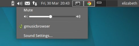 Xfce Sound Controls #2