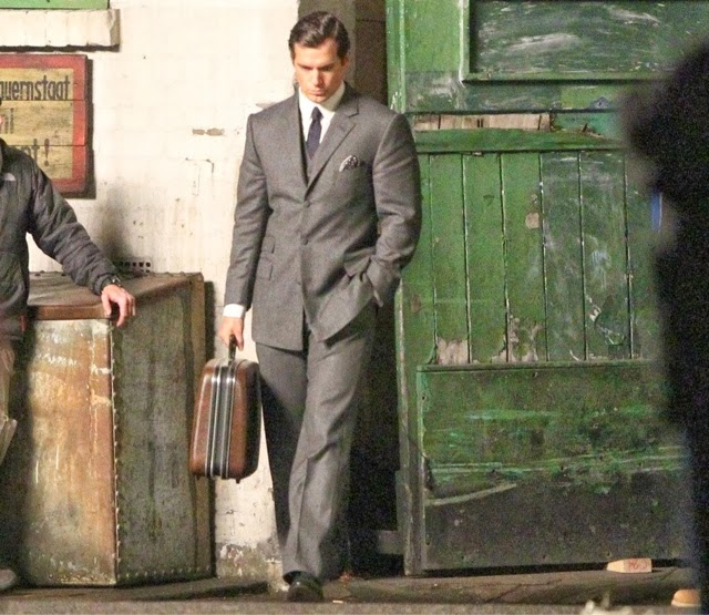 Bring On 2015: A Busy Year Ahead For Henry Cavill