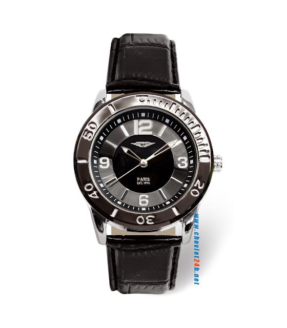 Đồng hồ nam Sophie Paris Hudson - GPU364