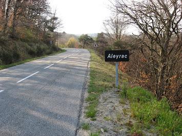Passage à Aleyrac