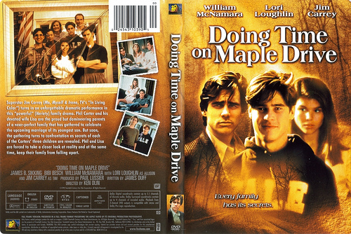 Gay Movie : DOING TIME ON MAPLE DRIVE