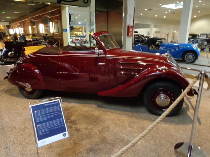 Musée de l'aventure Peugeot à Sochaux DSC01208