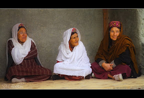 People of Hunza Valley.