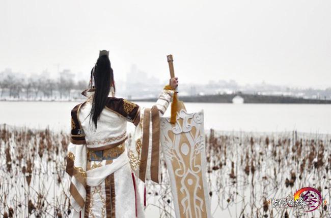 Mùa Đông không lạnh và đệ tử Tàng Kiếm Sơn Trang - Ảnh 6