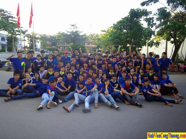 Hội trại truyền thống Đội CTXH 2013