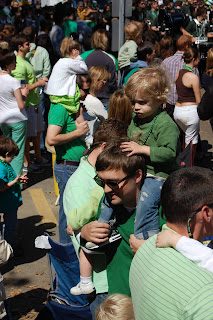 Baton Rouge St. Patrick's Day Parade 2010