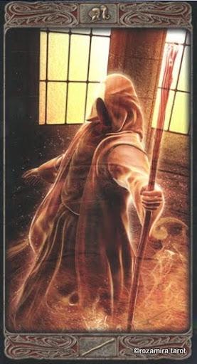 Таро Призраков — Ghost Tarot 528_60