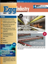 Egg Industry March 2013 Cover