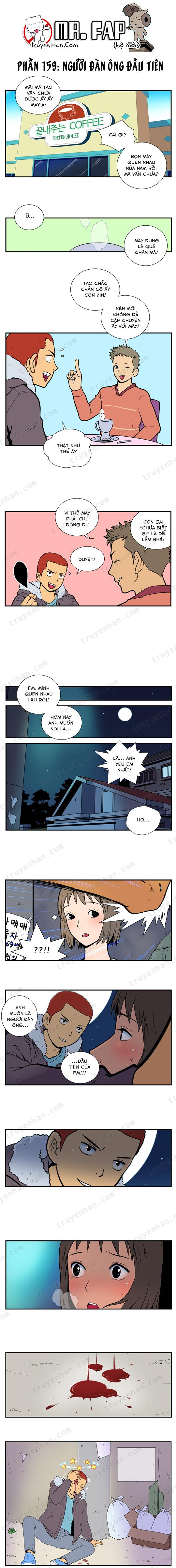 Mr. FAP (bộ mới) phần 159: Người đàn ông đầu tiên