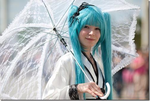 vocaloid 2 cosplay - hatsune miku 19