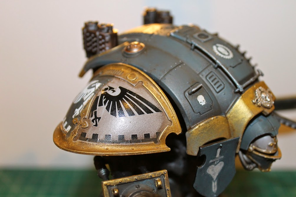 Imperial Knight shoulder
