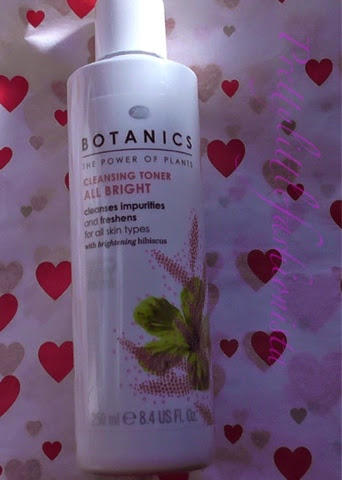 Botanics All Bright Toner