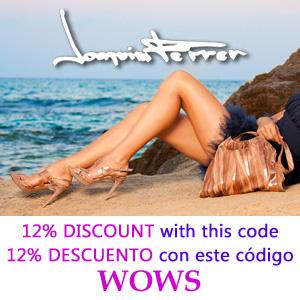 Codigo Descuento JOAQUIM FERRER - Discount Code - Code Promotion