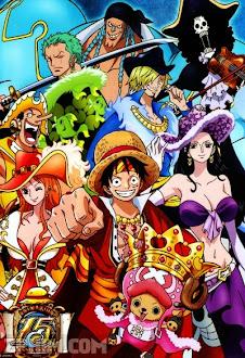 Đảo Hải Tặc - One Piece (1999) Poster
