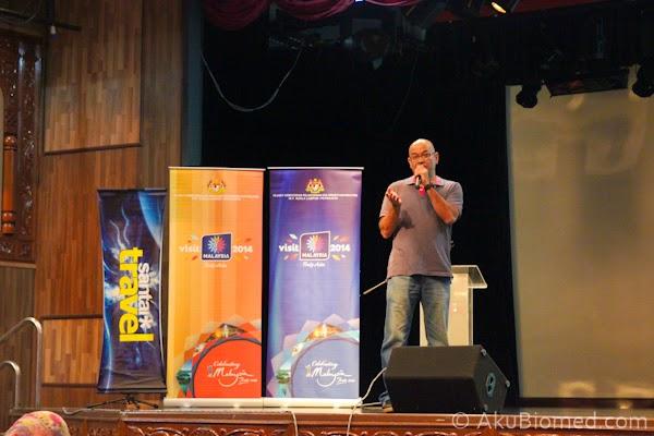 David Hoogan dari Malaysia Asia