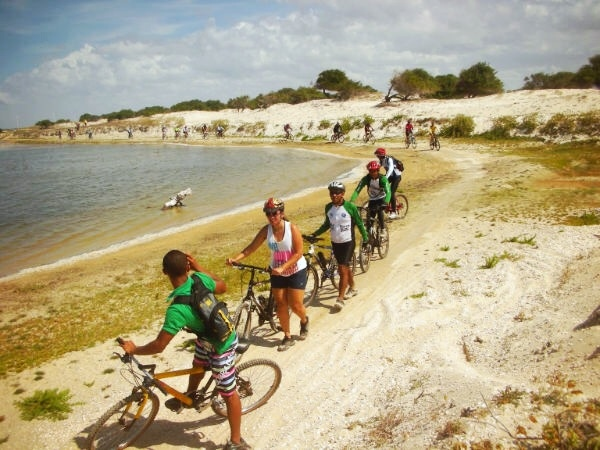 RN: Ong Baobá promove pedalada ciclística Natal/Macau