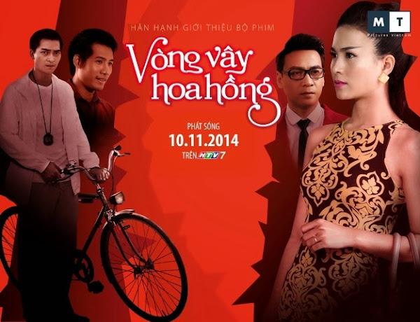 Vòng Vây Hoa Hồng Phim Bộ Việt Nam