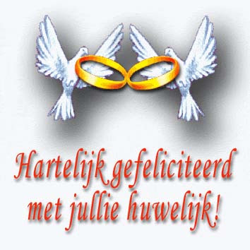 hartelijk gefeliciteerd huwelijk Hartelijk Gefeliciteerd Met Jullie Trouwdag   ARCHIDEV hartelijk gefeliciteerd huwelijk