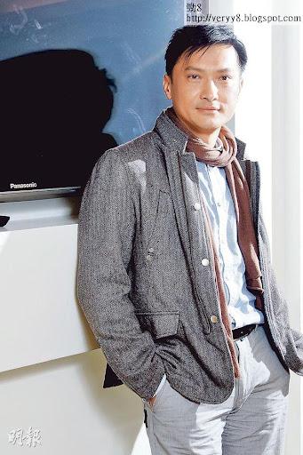 陳錦鴻對演戲充滿濃厚興趣,20多年來一直做好本分,他很開心獲頒傑出演員大獎肯定成績。(攝影:梁迺楠)
