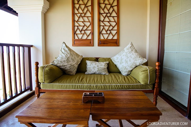 The St Regis Bali Resort in Nusa Dua Indonesia.